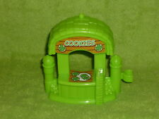 Fisher Price Little People St Saint Patricks Parade Green Cookies Stand