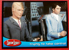 CAPTAIN SCARLET - Card #58 - Trying To Take Control - Cards Inc. 2001