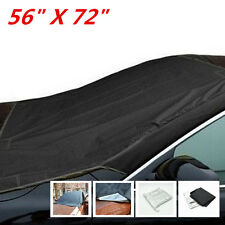 Car Pickup Prevent Snow Ice Frost Freezing Windshield Protect Cover Magnet Tarp