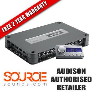 Audison BIT-One Interface Processor including Audison DRC - FREE 2 YEAR WARRANTY