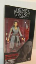 Star Wars Black Series Rey (Jedi Training) #44 - 6 inch Figure