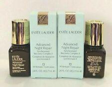 2x Estee Lauder Advanced Night Repair Synchronized Recovery Serum 7ml ea TRAVEL