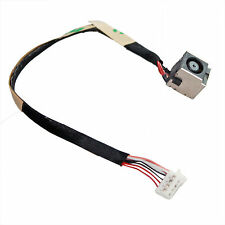 AC DC Power Jack W/CABLE HARNESS FOR HP ProBook 4410 4410S 4410T 6017B0199201