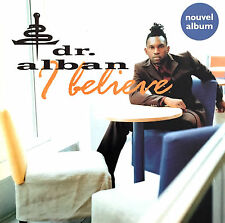 Dr. Alban CD I Believe - Holland (M/EX+)