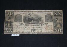 West Point Coins ~ $20 The Mechanics Bank Augusta, GA 1 Oct. 1861