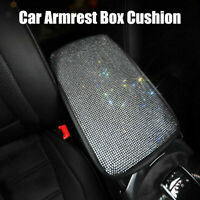 Universal Auto Car Armrest Pad Cover Center Console Box Cushion Pads Accessories