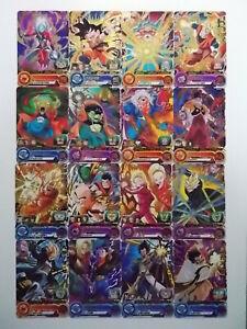 Super Dragon Ball Heroes BM4 C & R