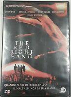 The Red Right Hand (DVD - Nuovo sigillato) - EP Enrico Pinocci