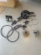 Mountain Bike Chain Set / Group Set 3x9 Speed , Shimano XT, SLX, Sram Cassette