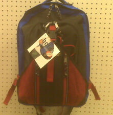 NEW - BASKETBALL - NORTH CREST COLLECTION - SCHOOL BACKPACK  - HOLDS ANY BALL