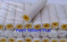 "120 Mohair Mini Paint Rollers 4"" x 1/4"" Free Shipping"