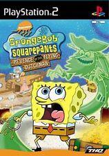 SpongeBob: Revenge of the Flying Dutchman (PS2).