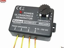 Ultrasonic Generator M048N Kemo Made in Germany Ships from Florida