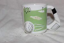 Cup Mug Tasse à café Golf Embossed