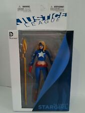 DC DIRECT JUSTICE LEAGUE STARGIRL ACTION FIGURE MIB