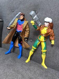 """1995 TOY BIZ MARVEL X-MEN 10"""" ACTION  FIGURES"""