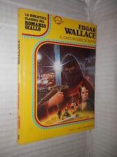 IL CACCIATORE DI TESTE Edgar Wallace Garden 1994 La Biblioteca Classica Giallo
