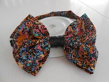 Multi Coloured Classic Bow Ties
