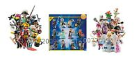 PLAYMOBIL  70369 70370  ALL  24 MYSTERY FIGURES SERIE 18 NEW  UNOPENED BAG