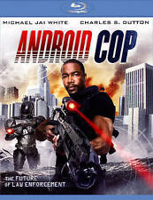 NEW - Android Cop [Blu-ray] by Android Cop