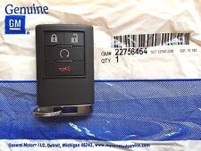 2008-2013 Cadillac Escalade EXT Keyless Remote Key Fob Entry GM # 22756464 OEM