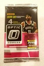 2019-20 DONRUSS OPTIC 1x SEALED PACK FROM MEGA BOX ZION RC? MORANT? Doncic? Mint
