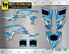 Yamaha YfZ YFZ 450 sticker kit graphics '04-'08 kit deco