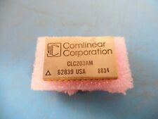 Comlinear Clc203am Fast Setting High Current Wideband Op Amp