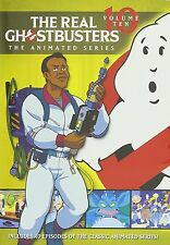 THE REAL GHOSTBUSTERS - Volume 6 7 8 9 10 animated   - DVD - REGION 1 - Sealed