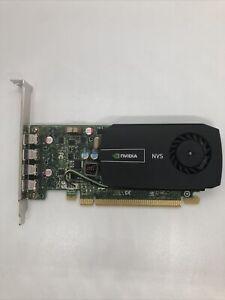 PNY VCNVS510ATX-T Nvidia NVS 510 2GB GDDR3 4x Mini DPort PCIe x16 GPU