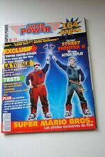SUPER POWER  N° 11 MAGAZINE JUILLET 1993 NINTENDO SEGA CONSOLE REVUE