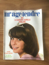 MLLE AGE TENDRE N°93 08/1972  L18