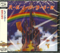 RAINBOW-RITCHIE BLACKMORE'S RAINBOW-JAPAN SHM-CD D50
