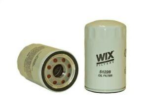 Oil Filter 51228 Wix