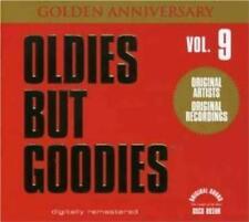 Various Artists : Oldies But Goodies, Vol. 9 Golden Annive CD