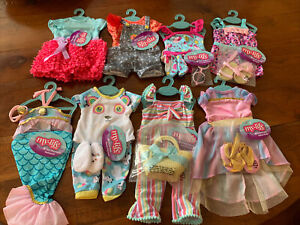 My Life Girls Clothing Sets (Lot of 8)   New with Original Tags & Hangers w/Tags