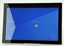 "Lenovo Tab 4 10.1"" Wi-Fi Android Tablet 32GB 2GB RAM Slate Black Good Shape"