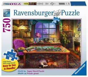 Ravensburger - Puzzlers Place Jigsaw Puzzle 750pc Large Format