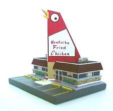 KENTUCKY FRIED CHICKEN KFC BIG CHICKEN Restaurant Georgia Lefton Roadside 1995