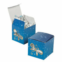 Pack of 12 - Mini Enchanted Gift Favor Boxes - Small Party Gift Box