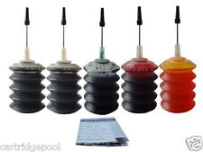 refill ink kit for HP 564 Photosmart C309G C5373 5x30ml