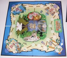 2002 Scooby Doo The Movie Game BOARD ONLY