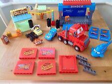 Disney Pixar Cars Mega Bloks Paquete de Cars de Disney Curiosidad-Repuestos