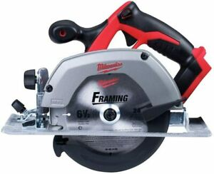 Milwaukee M18 6 1/2 Cordless Circular Saw 2630-20 Includes Blade & Guide  *NEW*