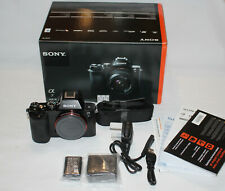NEU Sony a7 ILCE 7 Mirrorless Digitalkamera Body