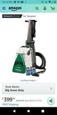Bissell Big Green Professional Carpet Cleaner Machine Steam Cleaner LOCAL PICKUP