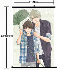 Hot Anime Super Lovers Wall Poster Scroll Home Decor Cosplay 1238