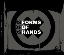 FORMS OF HANDS 10 CD 2010 LTD.1000 Xabec GEISTFORM