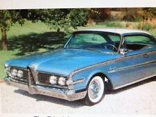1960 edsel concept 1/25