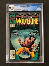 Marvel Comics Presents #3 CGC 9.0 (1988) - Wolverine